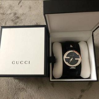 グッチ(Gucci)の美品 gucci時計 (電池切れ)(腕時計(デジタル))
