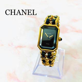 CHANEL - ♦︎ CHANEL / プルミエールM ・クォーツ時計 《 難ありused品 》
