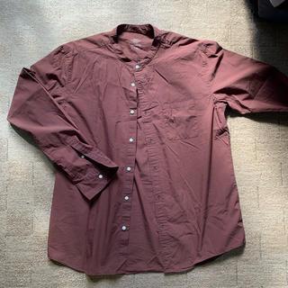 RAGEBLUE - RAGEBLUE シャツ 襟なし