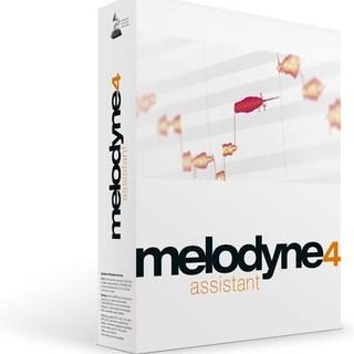 celemony melodyne 4 assistant(ソフトウェアプラグイン)