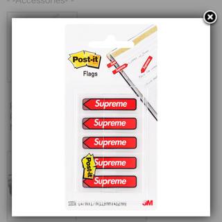 シュプリーム(Supreme)のシュプリーム 付箋 ポストイット boxロゴ ノースフェイス シュプリーム(ノート/メモ帳/ふせん)