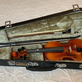 スズキ(スズキ)のバイオリン 子供用(ヴァイオリン)