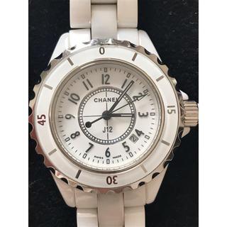 CHANEL - CHANELシャネル J12 腕時計 レディース ノベルティ