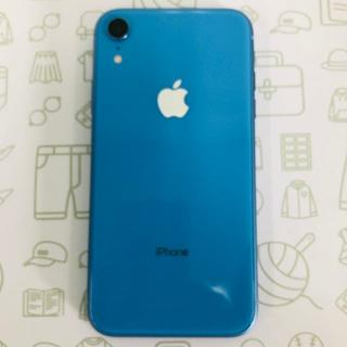 アイフォーン(iPhone)の【A】iPhoneXR/64/SIMフリー(スマートフォン本体)