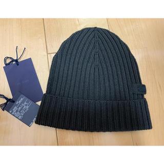 プラダ(PRADA)のPRADA ニット帽(ニット帽/ビーニー)
