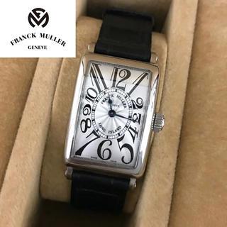フランクミュラー(FRANCK MULLER)の【FRANCK MULLER】フランクミュラー ロングアイランド レリーフ 中古(腕時計)