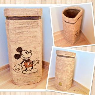 ディズニー(Disney)のディズニー ミッキー傘立てミニサイズ(傘立て)