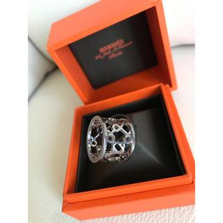 エルメス(Hermes)のエルメス シルバーリング(リング(指輪))