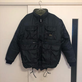 STUSSY - STUSSY OUTDOOR DOWN JACKET 90s