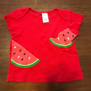 ジンボリー(GYMBOREE)のジンボリー スイカTシャツ(Tシャツ/カットソー)