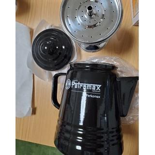 ペトロマックス(Petromax)の《haco様専用》ペトロマックス ニューパーコマックス黒(調理器具)