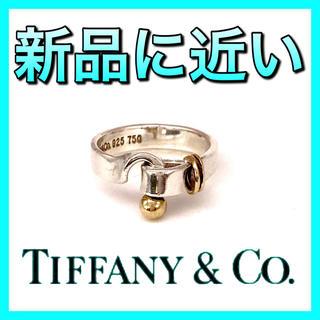 ティファニー(Tiffany & Co.)のティファニー✨フック&アイ リング13号 ラブノット❤️(リング(指輪))