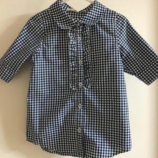 エムピーエス(MPS)のKIDS シャツ 100(Tシャツ/カットソー)