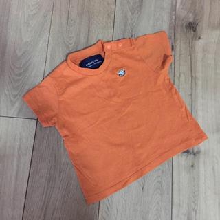 マーキーズ(MARKEY'S)の美品♡MARKEY'S Tシャツ80【USED】(Tシャツ)