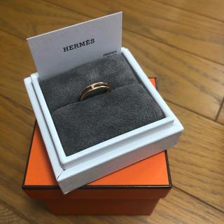 エルメス(Hermes)のHERMES  アリアンヌリング 保証書付(リング(指輪))