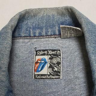 Rolling Stones Gジャン(Gジャン/デニムジャケット)
