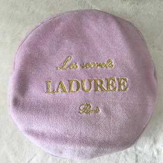 ラデュレ(LADUREE)のLADUREE ブランケット マカロン ポーチ(おくるみ/ブランケット)