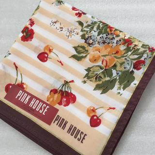 PINK HOUSE - ピンクハウス  ハンカチ 新品