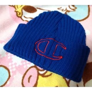 チャンピオン(Champion)のチャンピオン ニット帽(48〜52cm)(帽子)