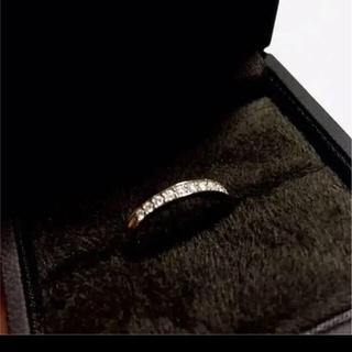 ピンクゴールド✳︎ ダイヤ(リング(指輪))