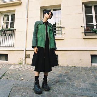 ヨウジヤマモト(Yohji Yamamoto)のsulvam  ドリズラージャケット(ブルゾン)
