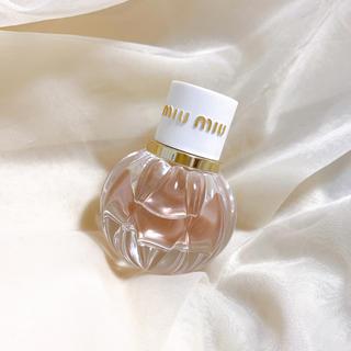 ミュウミュウ(miumiu)のmiumiu ミュウミュウ 香水 ミニミュウ ローロゼ(香水(女性用))