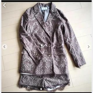 ニーナミュウ(Nina mew)の未使用 定価五万以上 ニーナミュウ  ジャケットセット(セット/コーデ)