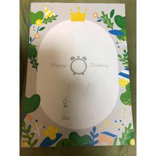 ベルメゾン(ベルメゾン)のベルメゾン メモリアルボード 赤ちゃん 記念 写真(ノート/メモ帳/ふせん)