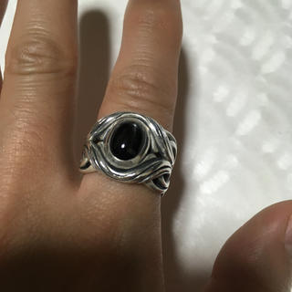 エムズコレクション  シルバー  リング  18号(リング(指輪))
