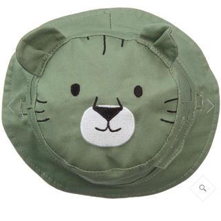 コドモビームス(こどもビームス)の新品  Mayoral マヨラル ベビーリバーシブルハット帽子 2-4 m(帽子)