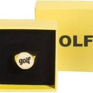 GOLF WANG ゴルフワン リング RING US10(リング(指輪))