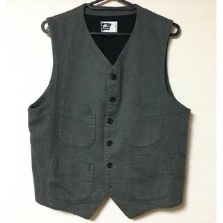 エンジニアードガーメンツ(Engineered Garments)のエンジニアドガーメンツ engineered garments ベスト ジレ S(ベスト)