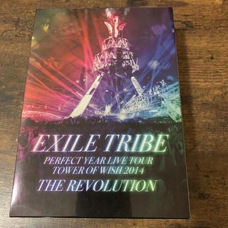 エグザイル トライブ(EXILE TRIBE)のEXILE TRIBE PERFECT YEAR LIVE TOUR TOWER(ミュージック)