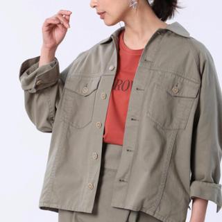 プラステ(PLST)の【未着用】PLAST×OUTERSUNSETジャケット(ミリタリージャケット)