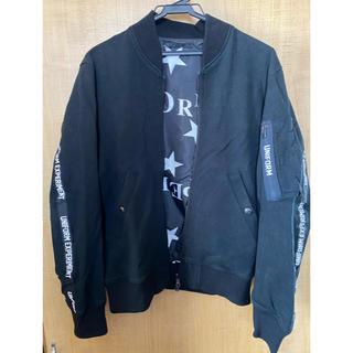 ユニフォームエクスペリメント(uniform experiment)のuniform experimentリバーシブルジャケット 美品(ブルゾン)