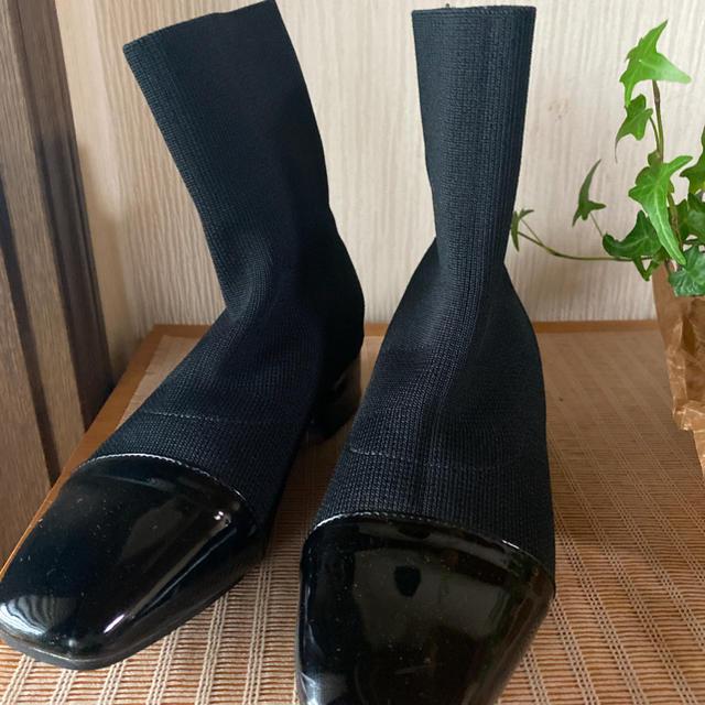 TODAYFUL(トゥデイフル)の靴下ブーツ レディースの靴/シューズ(ブーツ)の商品写真