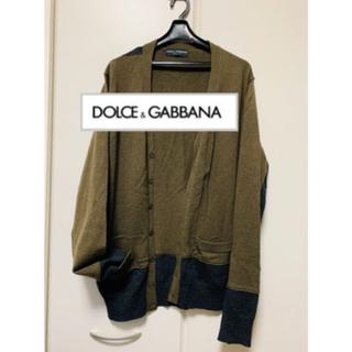 ドルチェアンドガッバーナ(DOLCE&GABBANA)のドルガバ カーディガン DOLCE &GABBANA(カーディガン)
