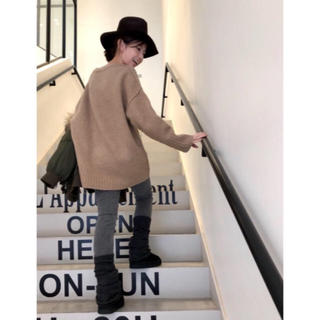 アパルトモンドゥーズィエムクラス(L'Appartement DEUXIEME CLASSE)のL'appartement ◆ SUICOKE MUTON BOOTS 37(ブーツ)