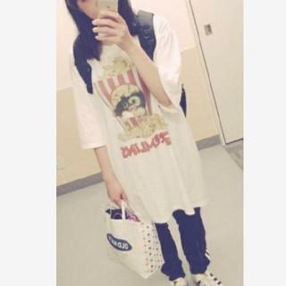 ミルクボーイ(MILKBOY)のグレムリン キズモ ミルクボーイ ビッグT オーバーサイズT(Tシャツ(半袖/袖なし))