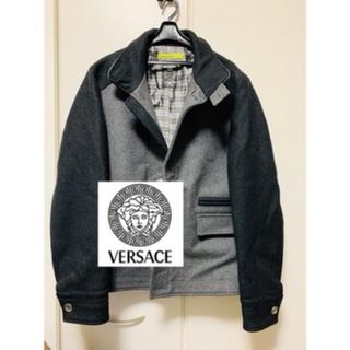 ヴェルサーチ(VERSACE)の最終値下げ!!ヴェルサーチ Versace jeant アウター ブルゾン(ブルゾン)