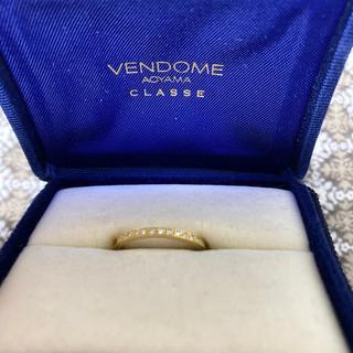 ヴァンドームアオヤマ(Vendome Aoyama)のヴァンドーム 青山  k18  ダイヤモンドリング(リング(指輪))