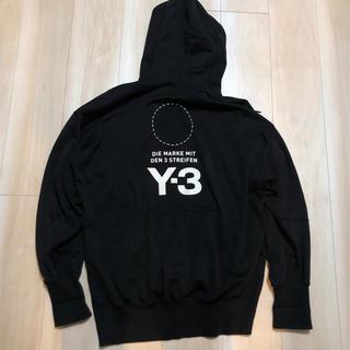 ワイスリー(Y-3)のY-3 パーカー 定価54000(パーカー)