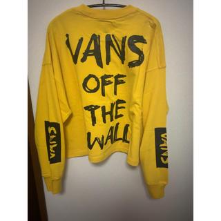 ヴァンズ(VANS)のvans ロンt(Tシャツ(長袖/七分))