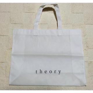 セオリー(theory)の送料込み!Theoryセオリー ショップ袋トートバッグ(ショップ袋)