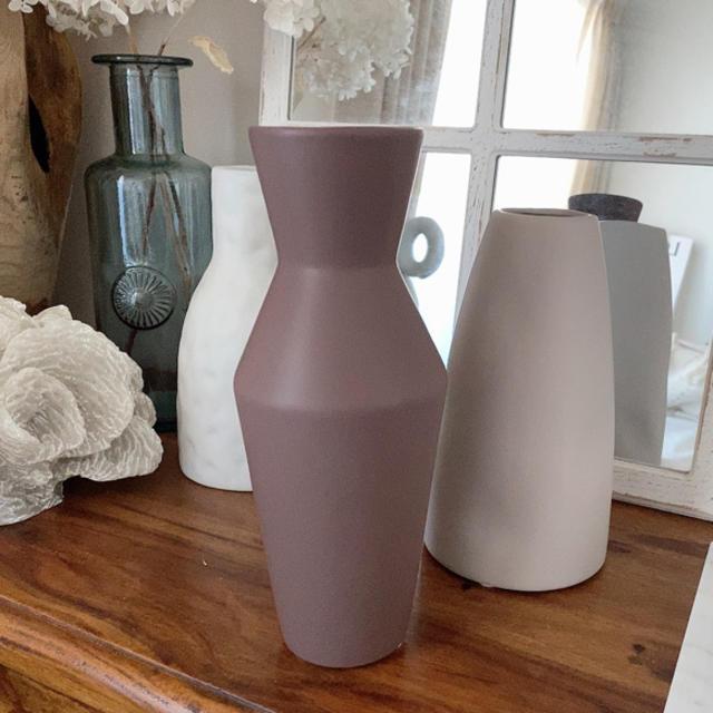 ACTUS(アクタス)の海外より 北欧花瓶 ドライフラワー 一輪挿し インテリア/住まい/日用品のインテリア小物(花瓶)の商品写真