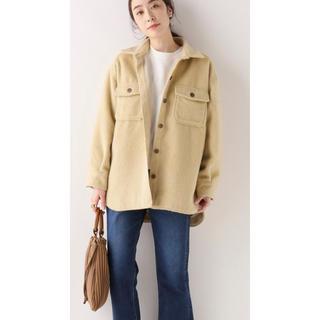 JOURNAL STANDARD - JOINTWORKS今期新品ウールシャギーシャツジャケット