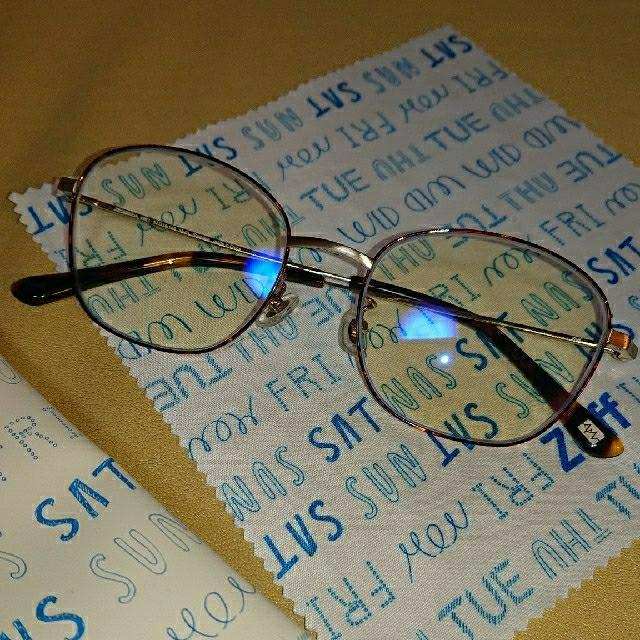 Zoff(ゾフ)のzoff PCレンズ 菅沼ゆりモデル レディースのファッション小物(サングラス/メガネ)の商品写真
