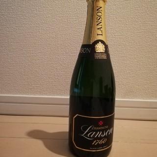 シャンパン ランソン LANSON ブラックラベル ブリュット 750ml
