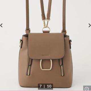 リエンダ(rienda)のrienda  3way flap bag(リュック/バックパック)