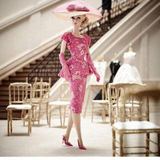 Barbie - バービーコレクター ・ファッショナブリー フローラルバービー 2015